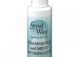 Chamomile & Mint Herbal Astringent