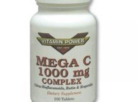 Mega C-1000 Complex (Tablets)