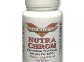 Chromium Picolinate (Nutra Chrom)