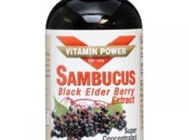 Super Sambucus (Elder Berry Extract)